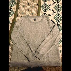 American Eagle Off-Shoulder Sweater
